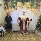 Just Santa Claus in Russia