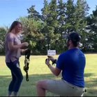 An excellent way to propose.