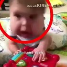 big ass baby head بڑا بچہ سر ریٹارڈ sand undertal funny urdu hood moments مضحکہ خیز kentucky fried chicken in urdu