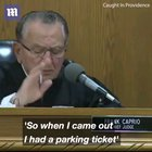 Judge dismisses tearful grieving mom's parking fines.( heartfelt story)