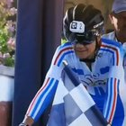 89-year-old cyclist proving that age is just a number!!