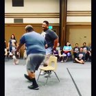 Champion level musical chairs