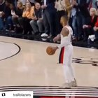 Damian Lillard buzzer beater to Runaway. Perfection