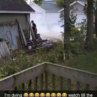My idiot neighbors