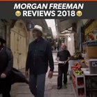 Morgan Freeman's review of 2018..