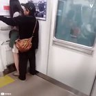 Tokyo Has A Huge Problem With Perverts On Public Transportation And The Police Want Women To Fight These POS Back!