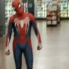 Local Wallmart spidey on the prowl
