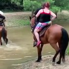 HMF while I take this horse to the old town road