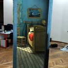 This Van Gogh bedroom in AR...