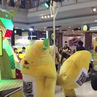 Some kind of happy dancing banana freakout in Thailand