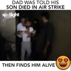 this syrian dads relief after finding his son