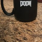 First pour in my new DOOM mug. Rip and tear boys.