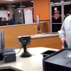 "Old man called a black employee working at Popeyes the ""n"" word."
