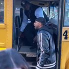 Busdriver kicks a kid out of the bus... wait for it