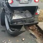 "Aftermath of a drunk driver. ""This motherfucker"""