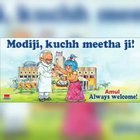 Modi diaries — From Amul (turn on sound & enjoy)