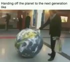 Earth to the next