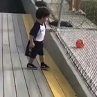 HMJB while I retrieve this ball