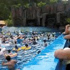 Malfunction wave created a 'Tsunami' in China water park