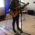 This girl with the amazing voice at DMCC metro station yesterday.