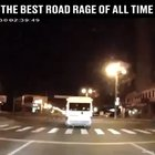 Road rage with a twist