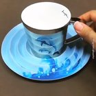 This amazing crockery.