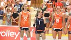 TIL Dutch volleyball player Nicole Koolhaas signs the national anthem before each game for her deaf sister