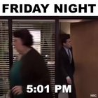 Friday Night with Michael Scott